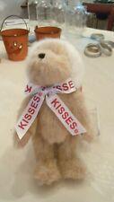 """Vintage Boyds Bears """"Christmas Kisses"""" Hershey® Exclusive Christmas Bear 8"""""""
