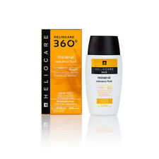 HELIOCARE 360 MINERAL TOLERANCE FLUID SPF50+  50ml  EXP DATE 09/2020