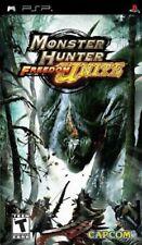 Monster Hunter Freedom Unite (Sony PSP, 2009) Brand New