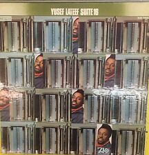YUSEF LATEEF Suite 16 1970 Atlantic Strong VG+ LP Laminated Sleeve Cutout Jazz