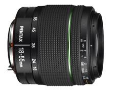Pentax Ricoh 18-55mm f/3.5-5.6 AL WR Weather Resistant Zoom Lens Black CA0853