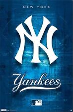 (LAMINATED) NEW YORK YANKEES POSTER (57x87cm)  PICTURE PRINT NEW ART