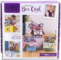Crafter's Companion Craft Box Kit-Pop Up Box
