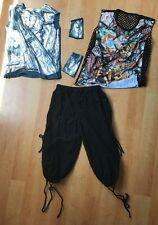 Revolution Dancewear / Costume Gallery Kids Hip Hop Outfit 2 Tops And Pants
