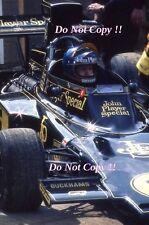 Ronnie Peterson JPS Lotus 72E Grand Prix de Monaco 1975 PHOTO 8