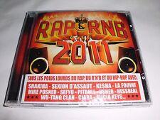 Rap & R'n'b 2011--CD-OVP