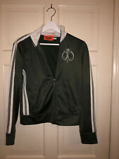 Juicy Couture Ladies Tracksuit Grey/White Size S