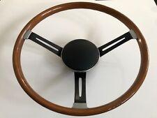 BMW 2002 wooden steering wheel 02 ti tii E10 2000 CS 1602 1802 wood rare