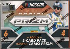 2019 Panini Prizm Nascar Racing Cards Blaster Box Look For Autographs