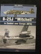 "Kagero Book: B-25J ""Mitchell"" in Combat Over Europe (MTO) comes with Decals"