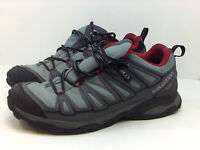 Salomon Men's Shoes 4e6by6 Fashion Sneakers, Grey, Size 13.0 ziuO
