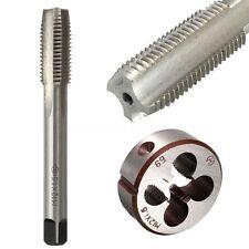 M12 X 1.5Pitch HSS Machine Right Hand Screw Thread Metric Plug Tap & Thread Die