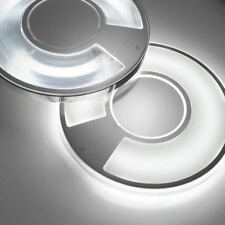 Luceplan Lightdisk 40 bianca 32w D41/40.32 Lampada a Parete/soffitto Applique
