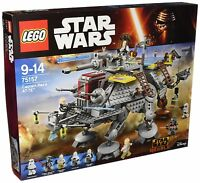LEGO 75157 Star Wars Captain Rex's AT-TE New Fast Delivery