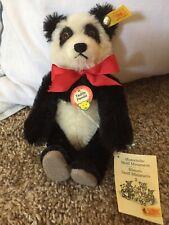 Original Steiff Teddy Panda 1938 Year