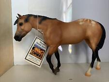 New ListingSheza Good Sport - Breyer Model Horse - Buckskin Indian Pony - 2002