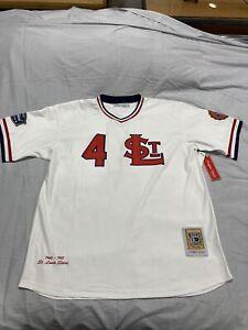 St. Louis Stars Negro League Jersey, Headgear Classics, Size 2X, New! $95.00!