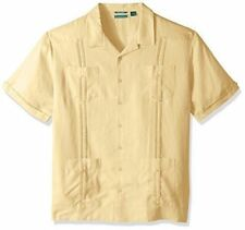 e32c5dae4ac549 Linen Big   Tall Casual Button-Down Shirts for Men for sale