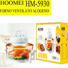 Forno Ventilato Alogeno Fornetto HOOMEI HM-5930 1300 WATT Multifunzione
