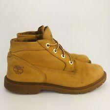 Timberland Men's Classic Waterproof Wheat Basic Chukka Boots 22039 Mens Size 9.5