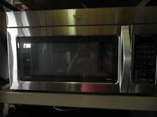 WHIRLPOOL GOLD 1.8 CU. FT MICROWAVE HOOD COMBINATION YWMH76778AS