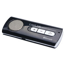 LogiLink BT0014 Portable Universale KfZ Bluetooth Freisprecheinrichtung v3.0