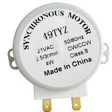 WB26X10038 microwave turntable motor for GE AP2024962 #769741 AH237772 EA237772