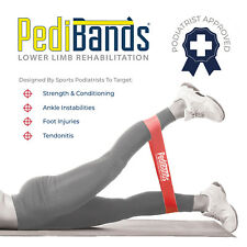 Resistance Bands, Therabands, Therapy Bands Limb Rehabilitation & Home Exercise