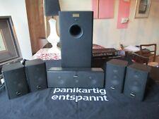 5.1 System, Surround Quadral 1600 aktiv MK II, sehr guter Zustand, 5 Boxen+Sub