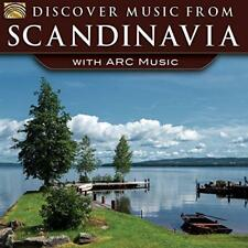 Discover Music From Scandinavia - With Arc Music - Various Artists (NEW CD)