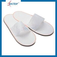 100 Ciabatte monouso aperte in TNT Roial - ciabattine pantofole per estetica spa