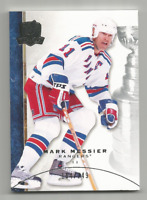 2008-09 Upper Deck The Cup #29 Mark Messier 164/249 New York Rangers