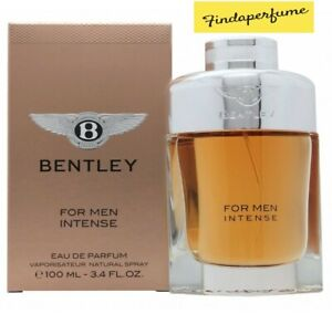 BENTLEY INTENSE EAU DE PARFUM EDP PERFUME SPRAY FOR HIM MEN'S 100ML - SEALED