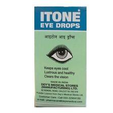 Itone Eye Drops 10ml - With Neem Tulasi Haridra & Punarnava Extract