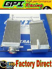 RH&LH Aluminum Radiator Yamaha YZF450 YZ450F YZF 450 2007 2008 2009 07 08 09