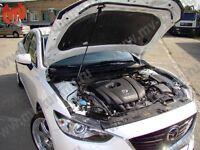 MV-Tuning Hood Shock Strut Damper Lift Support for Mazda 6 / Atenza GJ 2012-2017