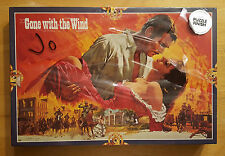 """Gone With The Wind MGM Cineam Classics Jigsaw Puzzle 800 pieces 23 1/2"""" x15 3/4"""