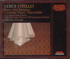 Verdi: Otello / Erede, Del Monaco, Tucci, Gobbi, Clabassi, Tokyo 1959 - CD