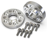 20MM 5X112 57.1MM HUBCENTRIC WHEEL SPACER KIT UK MADE AUDI COUPE Q2 Q3 R8 V8