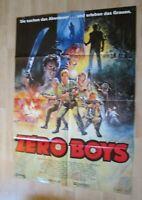 Filmplakat : Zero Boys ( Daniel Hirsch , Kelli Maroney )