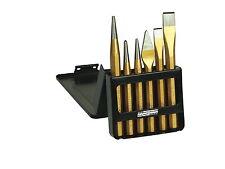 Mannesmann Pin Punch <> forma cónica Punch Set 6pc. octogonal conjunto de cincel VPA GS TUV