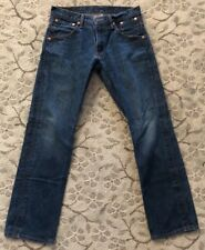 Levi's limited edition 1853 straight 514 Mens 34X34 Rivets Long Pockets New Rare