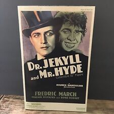 Sideshow Collectibles Dr. Jekyll & Mr. Hyde 1/6 12 in scale Sealed MIB