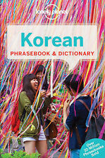 Korean Lonely Planet Phrase Book - Korean