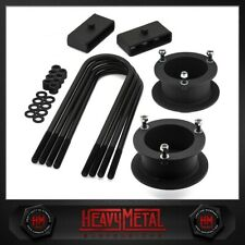 "3"" Front 1.5"" Rear Leveling Lift Kit For 2003-2013 Dodge Ram 2500 3500 3.5"" Axle"