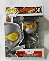 FUNKO POP! MARVEL ANT-MAN (WASP  # 341)  Vinyl Figure NEW
