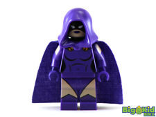 Raven Teen Titans Custom Printed on Lego Minifigure! Dc