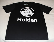 Holden Core Logo Mens Black Printed Short Sleeve T Shirt Size XXL New