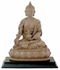Medicine Buddha Statue Sculpture Buddhism Figurine - WE SHIP WORLDWIDE