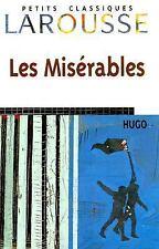 Les Miserables (Petits Classiques Larousse) (French Edition)